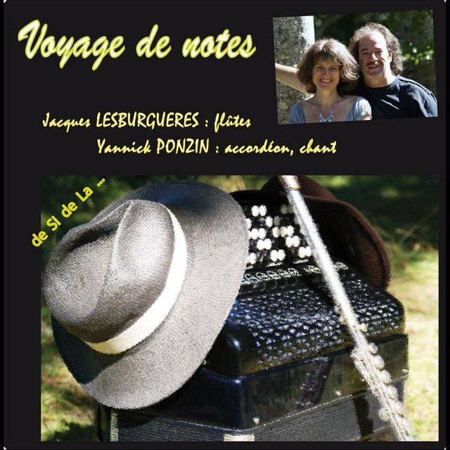 Voyage de notes